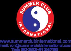 Summer Club International Logo